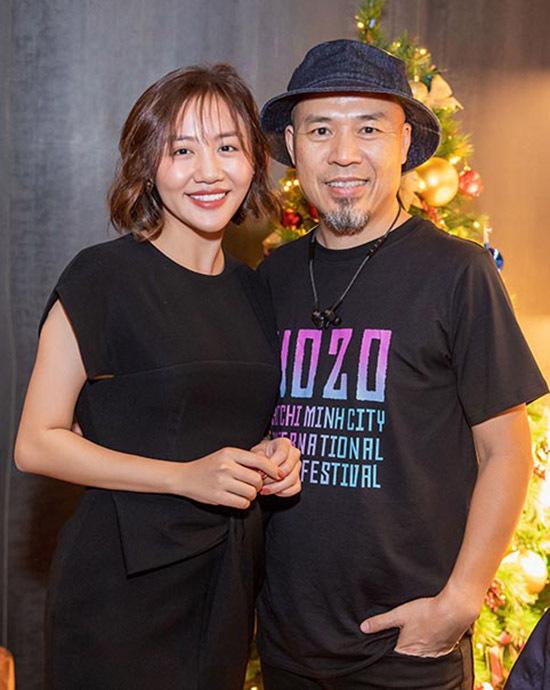 Nhạc sĩ Huy Tuấn mừng cô học trò ngày càng trưởng thành và bước đi vững chắc trên con đường âm nhạc.