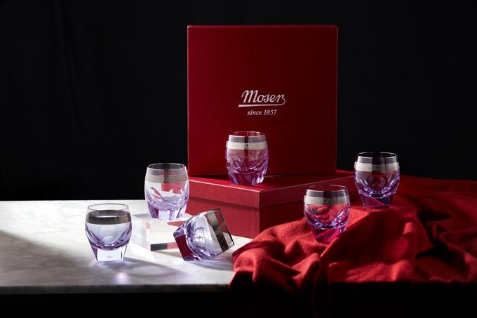 Các sản phẩm Moser đạt đến độ tinh xảo cao cấp.