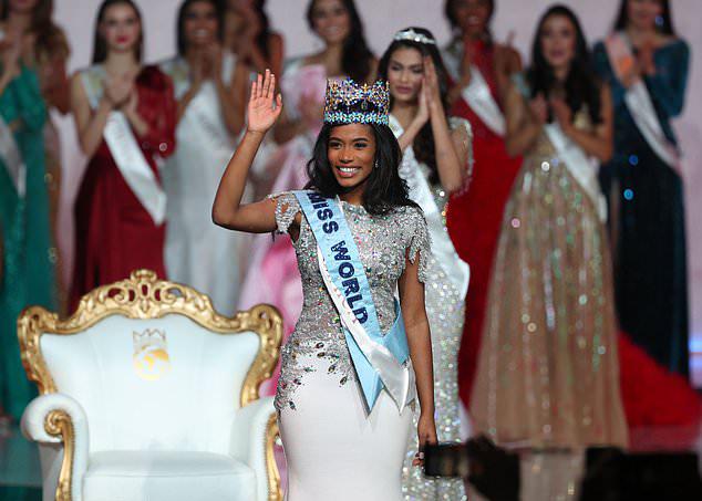 Jamaica đăng quang Hoa hậu Thế giới 2019.