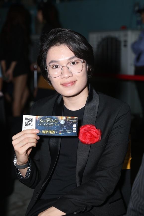 Diễn viên hài Quang Trung.