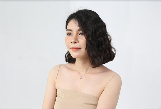 Nguyễn Thị Tình lột xácsau gần 100 ngày phẫu thuật.
