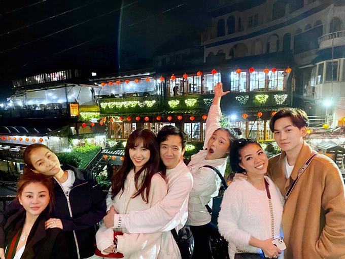Trấn Thành chóng mặt vì mùi của đậu hũ thối Đài Loan