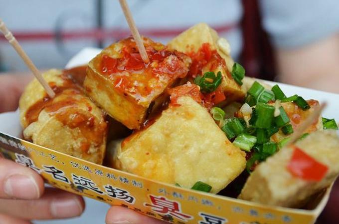 Trấn Thành chóng mặt vì mùi của đậu hũ thối Đài Loan - 2