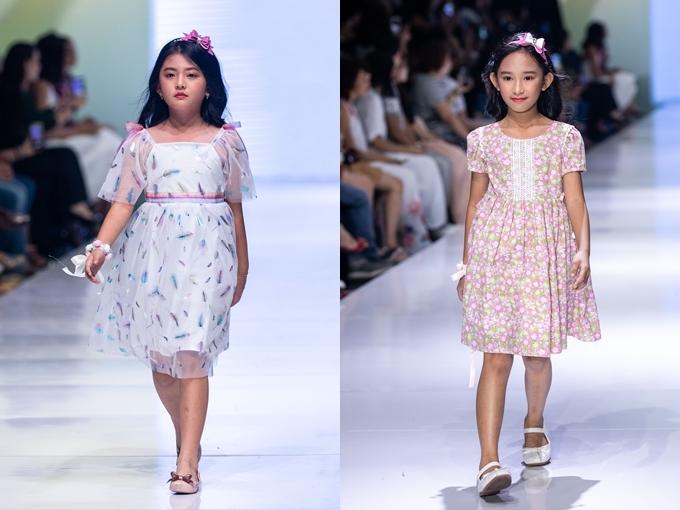 Tiny sparkle là sản phẩm của nhà thiết kế Hoàng Lê Thiên Hương.