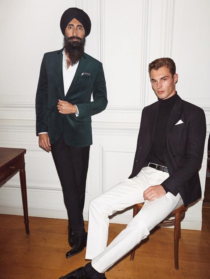 Những mẫu suit, phụ kiện sang trọng dành cho nam của Mango.