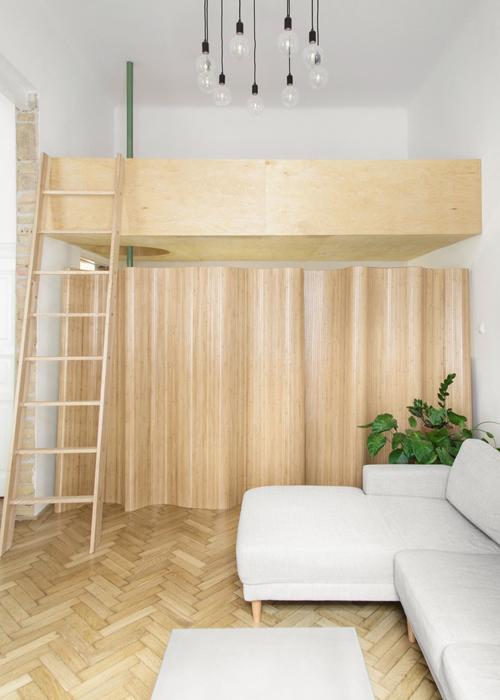 Nhóm kiến trúc sư tạo dựng nên các khu vực chức năng giúp gia chủ cảm thấy thư giãn, vui vẻ, có sự tương tác giữa các thành viên trong gia đình.