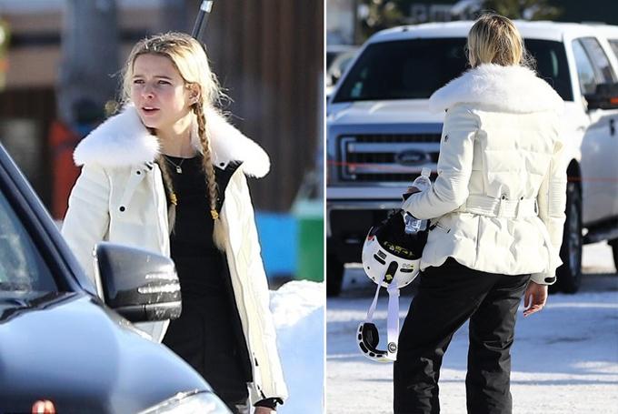 Con gái lớn của Chris và Gwyneth Paltrow là cô bé Apple 15 tuổi.