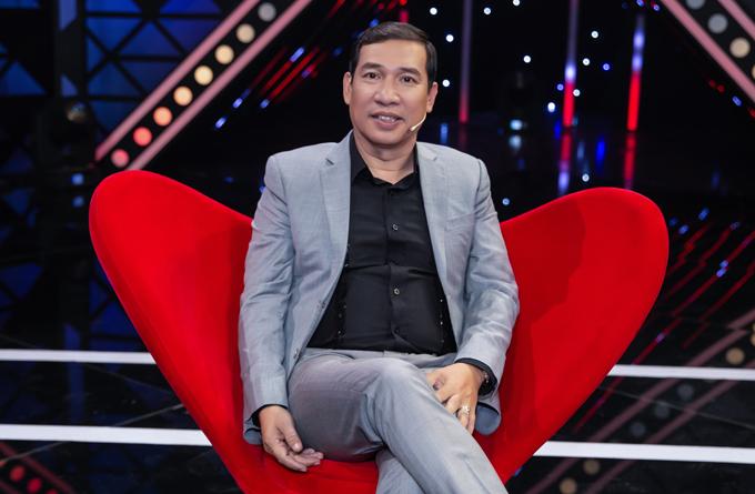 Quang Thắng làm khách mời trong chương trình Tối chủ nhật vui vẻ.