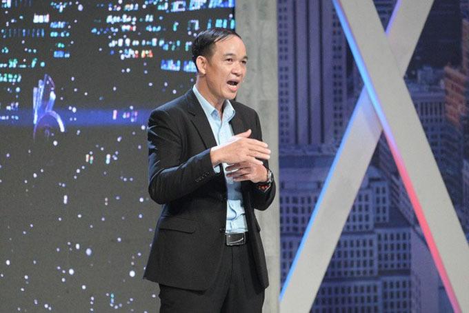 Ứng viên Võ Xuân Vinh, 39 tuổi.