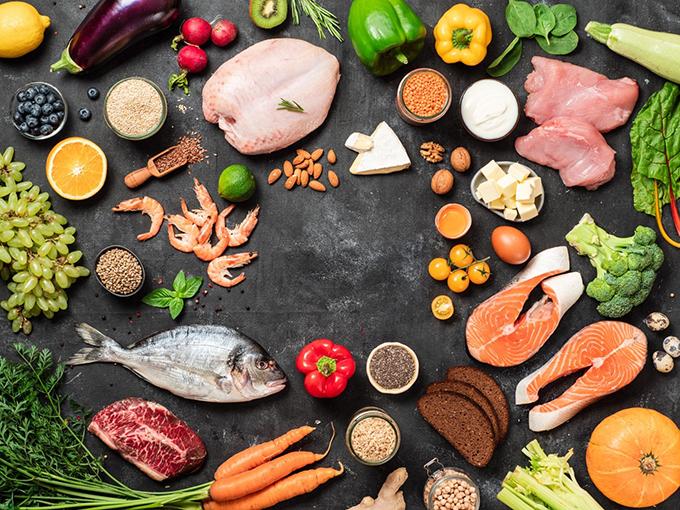 Áp dụng chế độ ăn Ayurvedic góp phần thúc đẩy sự cân bằng của các năng lượng (dosha). Ảnh: Shutterstock.