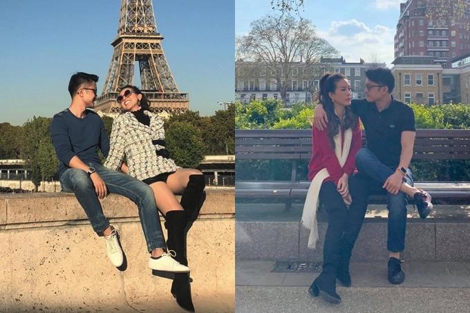 Cặp đôi thường dành thời gian đi du lịch cùng nhau.