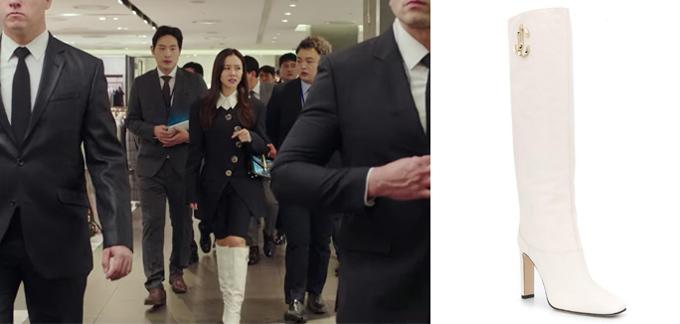 Son Ye Jin mặc đồ hiệu tiền tỷ trong Hạ cánh nơi anh - 5
