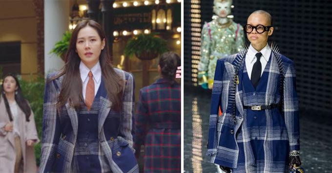 Son Ye Jin mặc đồ hiệu tiền tỷ trong Hạ cánh nơi anh