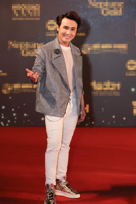 Sao hài Huỳnh Lập thành công với phim điện ảnh đầu tayPháp sư mù.