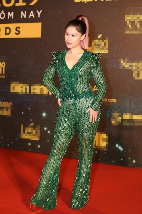 Ngọc Thanh Tâm có phim chiếu mạng do cô đầu tư và đóng chínhBao lôđược đề cử.