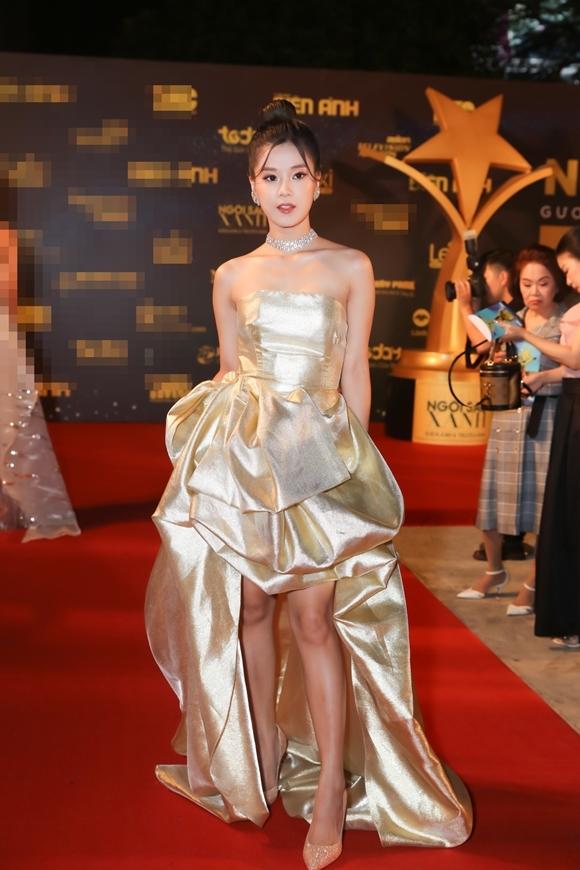 Hoàng Yến Chibi mở màn đêm trao giải với một màn trình diễn sôi động. Ngoài ra, cô có tên trong danh sách đề cử Nữ diễn viên điện ảnh xuất sắcvới phim Thất sơn tâm linh.