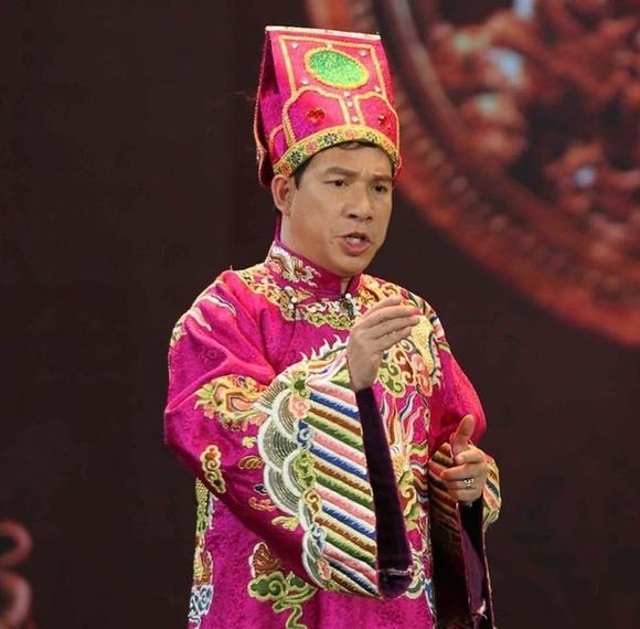 Nghệ sĩ hài Quang Thắng trong vai Táo kinh tế.