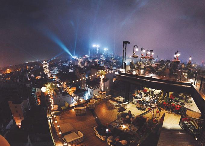 Chơi đâu đêm giao thừa 2020 ở Hà Nội - 1