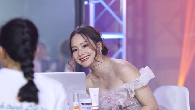 Diễn viên Lan Phương ngạc nhiên trước ngoại hình mới của Mỹ Duyên
