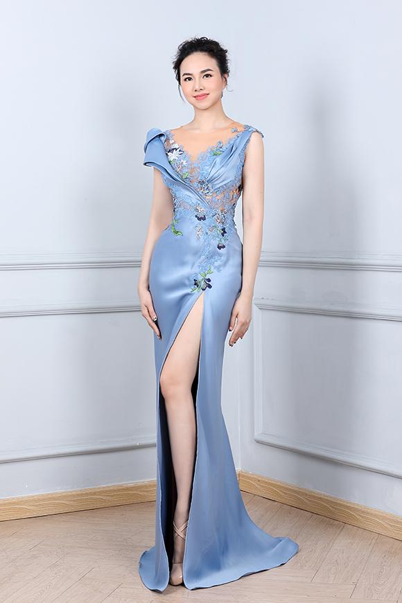 Stylist: Tân Đà Lạt, trang điểm - làm tóc: Dũng Phan, ảnh: Khánh Phạm - Nguyễn Dương.