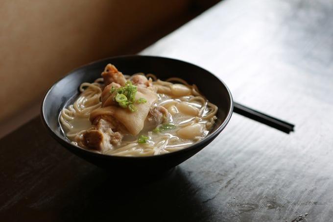 Mì - món ăn quen thuộc với người dân Trung Quốc. Ảnh: Unsplash.