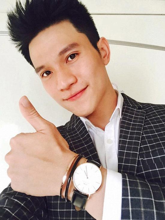 Diễn viên Minh Anh.