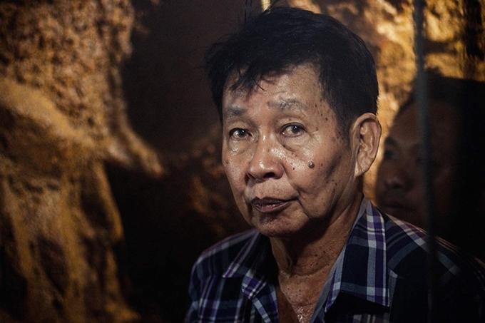 Ông chủ hãng máy bơm người Thái góp mặt trong phim.