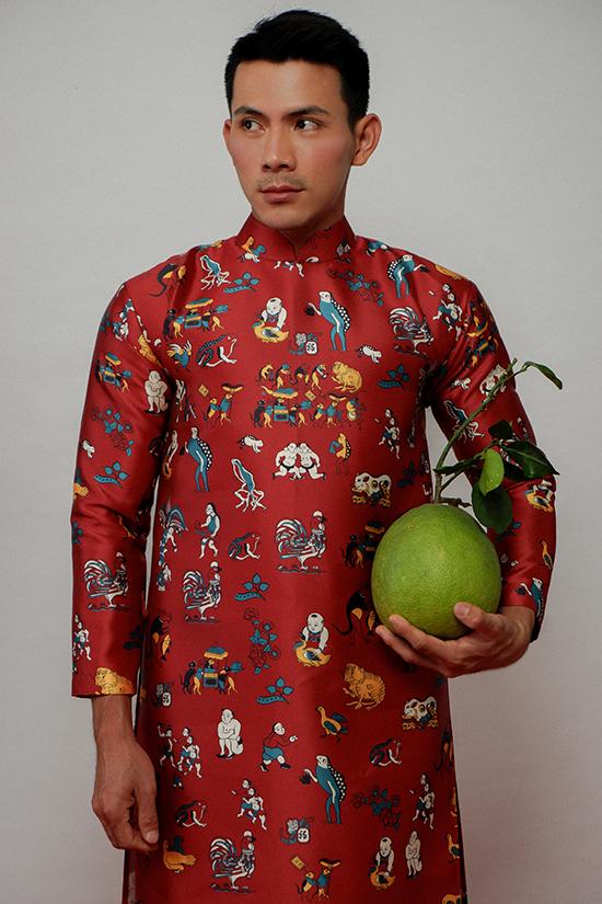 Bộ ảnh được thực hiện với sự hỗ trợ của nhiếp ảnh Bim Nguyễn, stylistNhật Thiện, người mẫuLê Hoàng Phương -Nguyễn Duy Hải -Triệu Vĩnh Kiên, trang điểm và làm tócCông Anh -Thái Đức.
