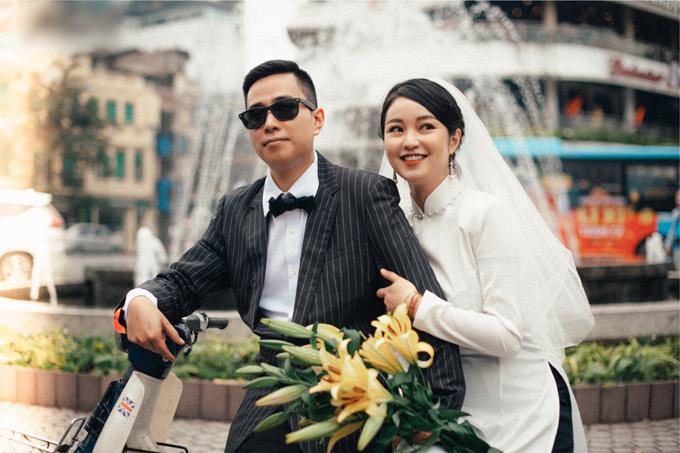 Những ngày cuối năm, Mi Vân và chồng tương lai - anh Tú đã thực hiện bộ ảnh pre wedding tại Hà Nội. Mi Vân tên đầy đủ là Nguyễn Mi Vân, giảng viên trường Đại học sư phạm nghệ thuật trung ương, trung tâm nghệ thuật Young Hit Young Beat. Cô được nhiều người biết đến là thế hệ hot girl đời đầu của giới trẻ Việt vào khoảng năm 2005-2006.