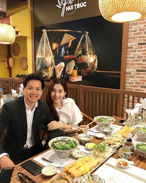 Những tiệm ăn ruột của hoa hậu Đặng Thu Thảo