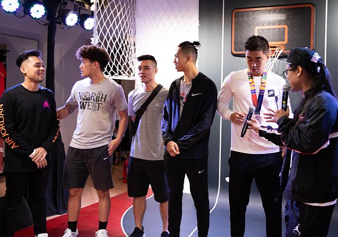 Đội tuyển Bóng rổ quốc gia Việt Nam.
