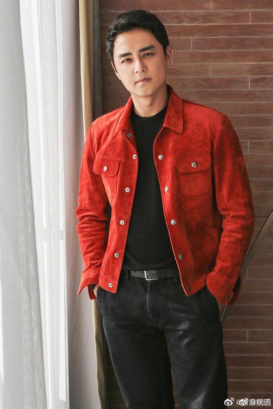 Nam diễn viên Minh Đạo.