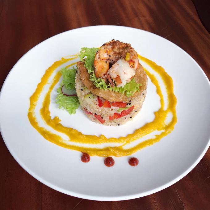 Các bữa ăn Tây chuẩn nhà hàng 5 sao của mẹ doanh nhân - page 2 - 2
