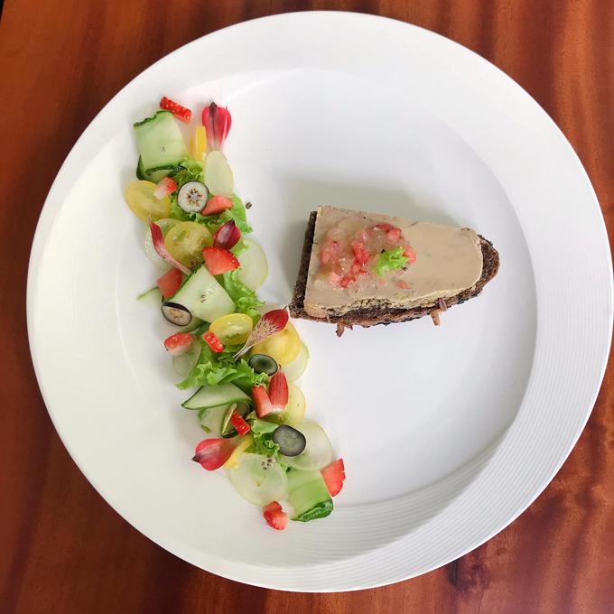 Các bữa ăn Tây chuẩn nhà hàng 5 sao của mẹ doanh nhân - page 3