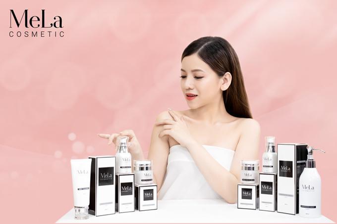 MeLa là thương hiệu chăm sóc da của Công ty Cổ phần Thương Mại và Dịch vụ Bala Việt Nam.