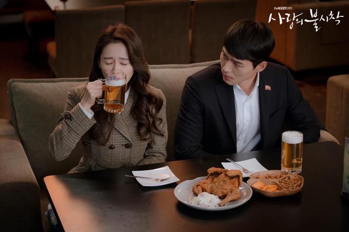 Phim của Son Ye Jin - Hyun Bin ngập tràn đồ ăn Triều Tiên - 8