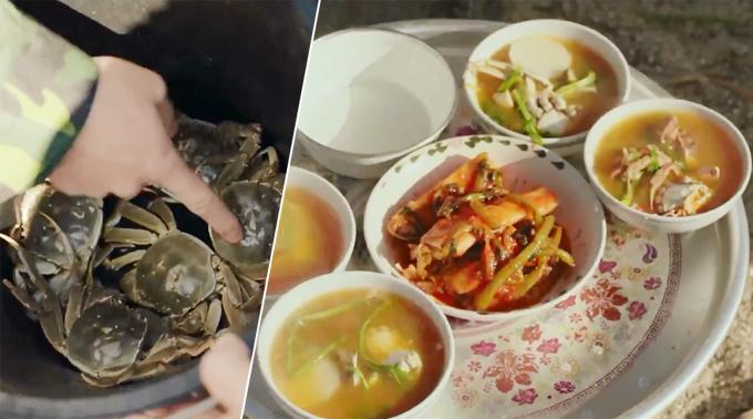 Phim của Son Ye Jin - Hyun Bin ngập tràn đồ ăn Triều Tiên - 7