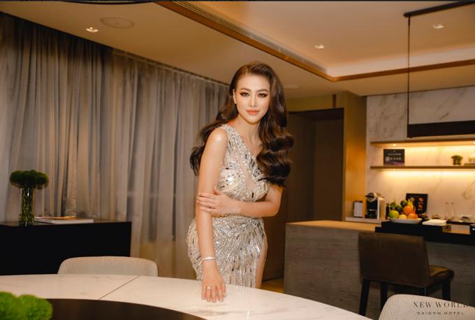 Hoa hậu Trái Đất 2018 Phương Khánh có dịp tham quan, trải nghiệm tại khách sạn New World Sài Gòn