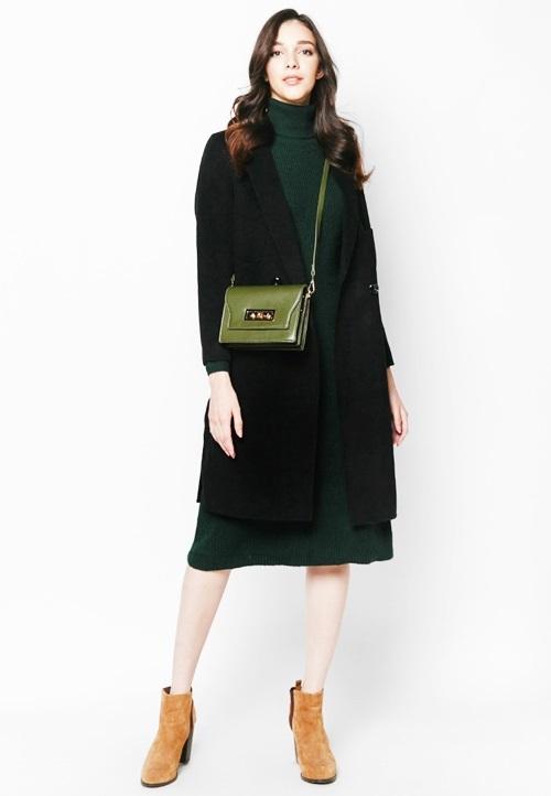 Váy áo thời trang thích hợp du xuân - 4