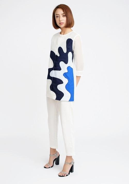Váy áo thời trang thích hợp du xuân - 6
