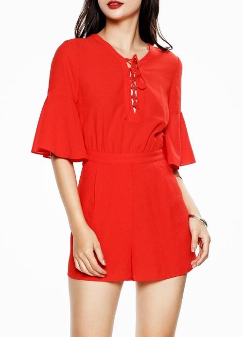 Váy áo thời trang thích hợp du xuân