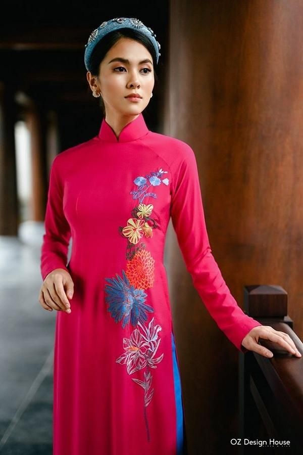 Chất tơ mềm mịn, có khả năng thấm hút tốt, thân thiện với môi trường và đặc biệt khoe trọn được vẻ óng ả, mượt mà và thướt tha của tà áo dài truyền thống Việt Nam.