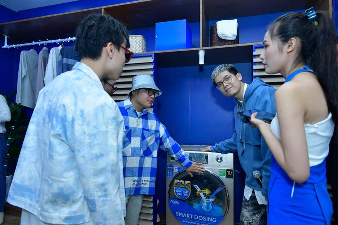 Sau khi dành cả thanh xuân để làm việc nhà mới biết việc lựa chọn một sản phẩm điện máy tốt là cần thiết như thế nào, cả nhóm hài hước chia sẻ.