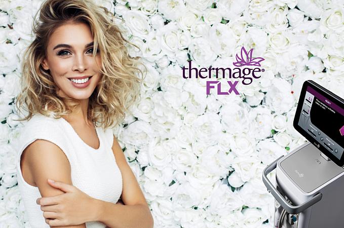 Thermage FLX – bí quyết giúp chị em giữ mãi nét xuân.