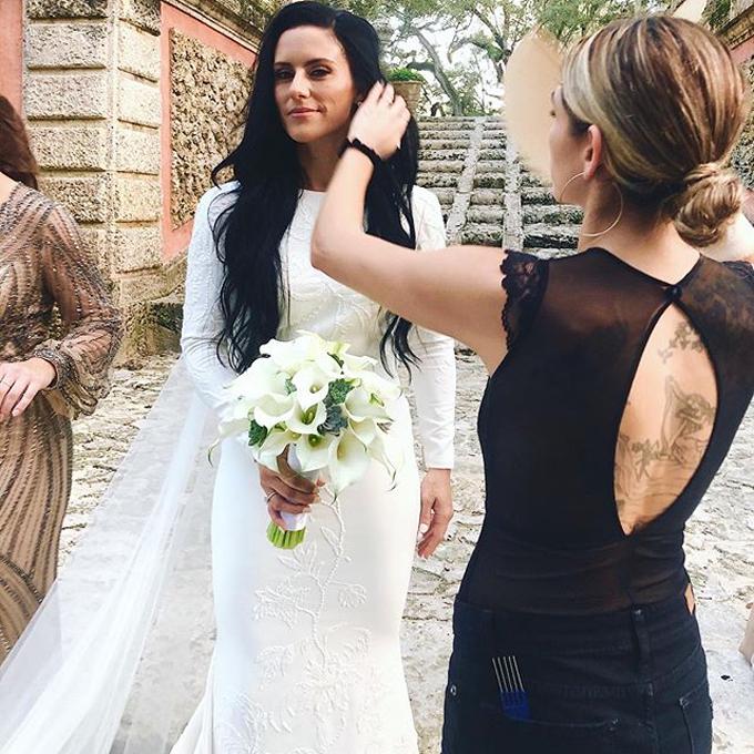 Đám cưới đồng tính của hai nữ tuyển thủ Mỹ - 6