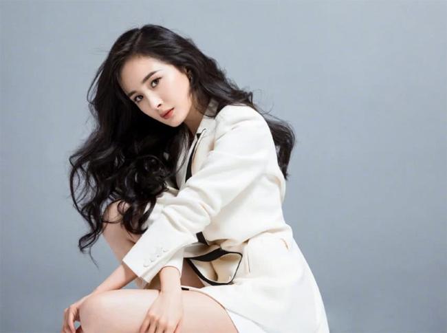 Dương Mịch trong hình ảnh tạp chí.