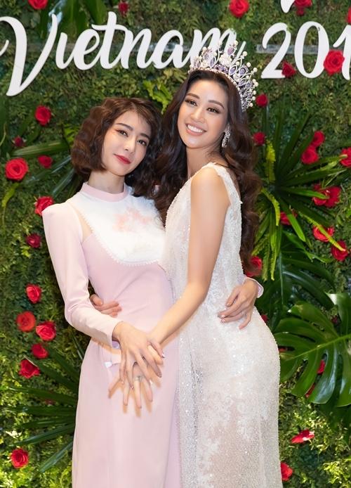 Diễn viên Kim Nhã hiếm hoi xuất hiện. Kể từ lúc lên xe hoa lần hai, cô chưa tham gia dự án nghệ thuật nào nổi bật.