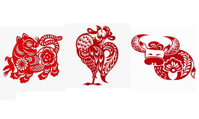 Mão - Dậu - Sửu may mắn đường tình duyên trong năm mới.