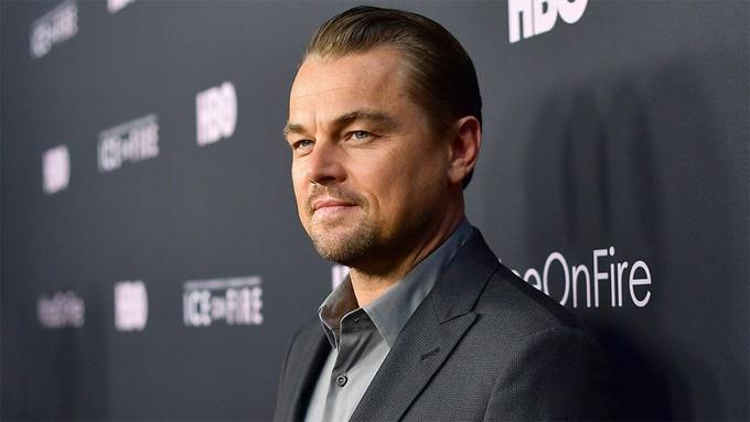 Tài tử Leonardo DiCaprio.
