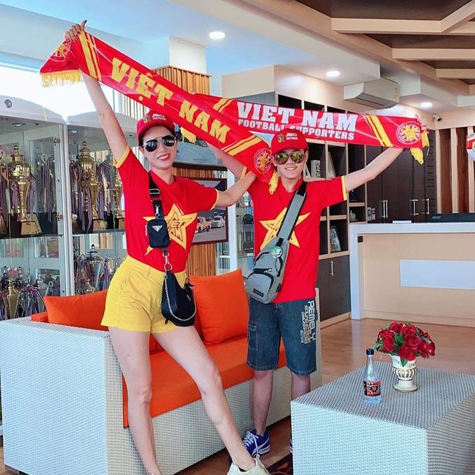 Quán Thái thổ địa Trang Trần check in khi đi cổ vũ U23 Việt Nam - 5
